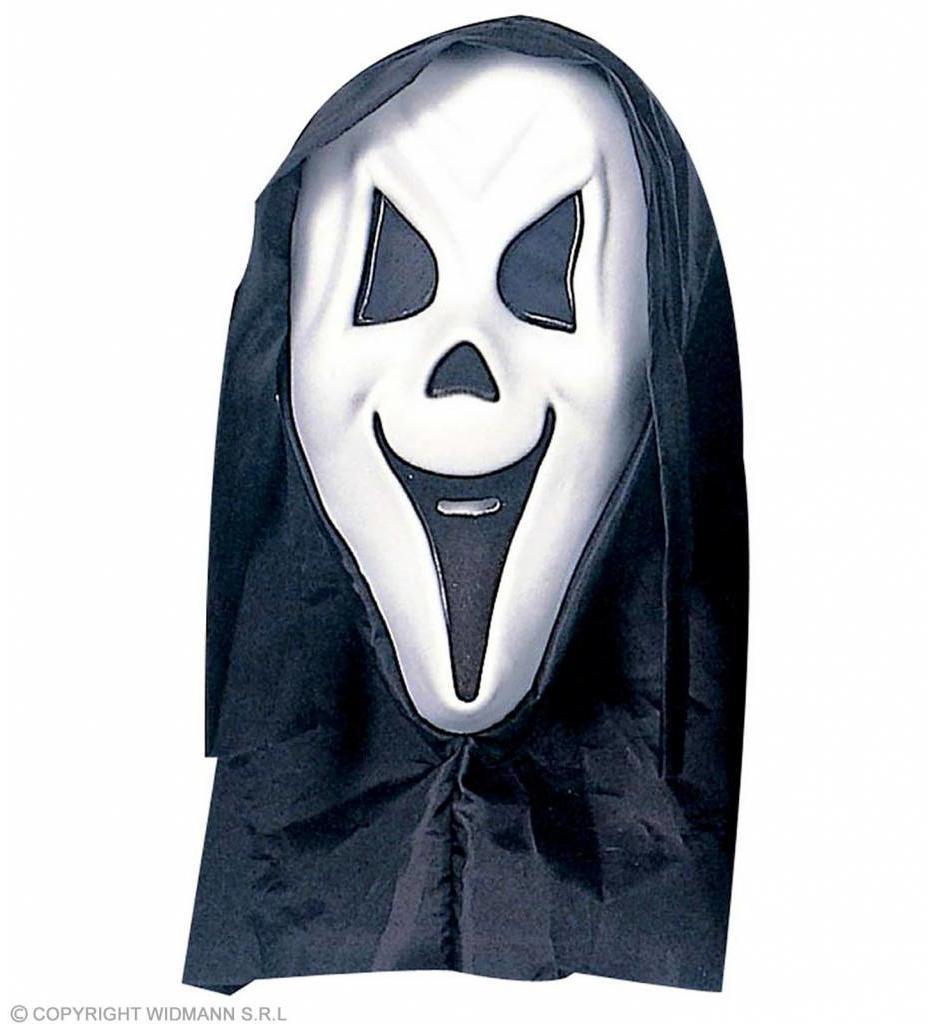Masker Geest Met Kap Onzichtbare Ogen In Kleur