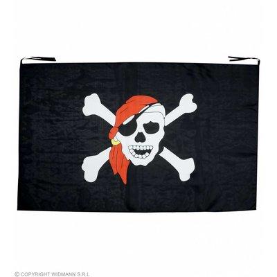 Piratenvlag 130X80 Cm