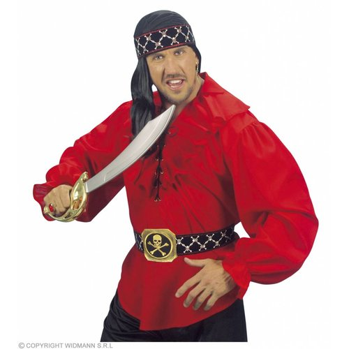 Bandana Piraat Luxe