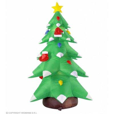 Opblaasbare Kerstboom 183Cm Gebruik Binnen En Buiten