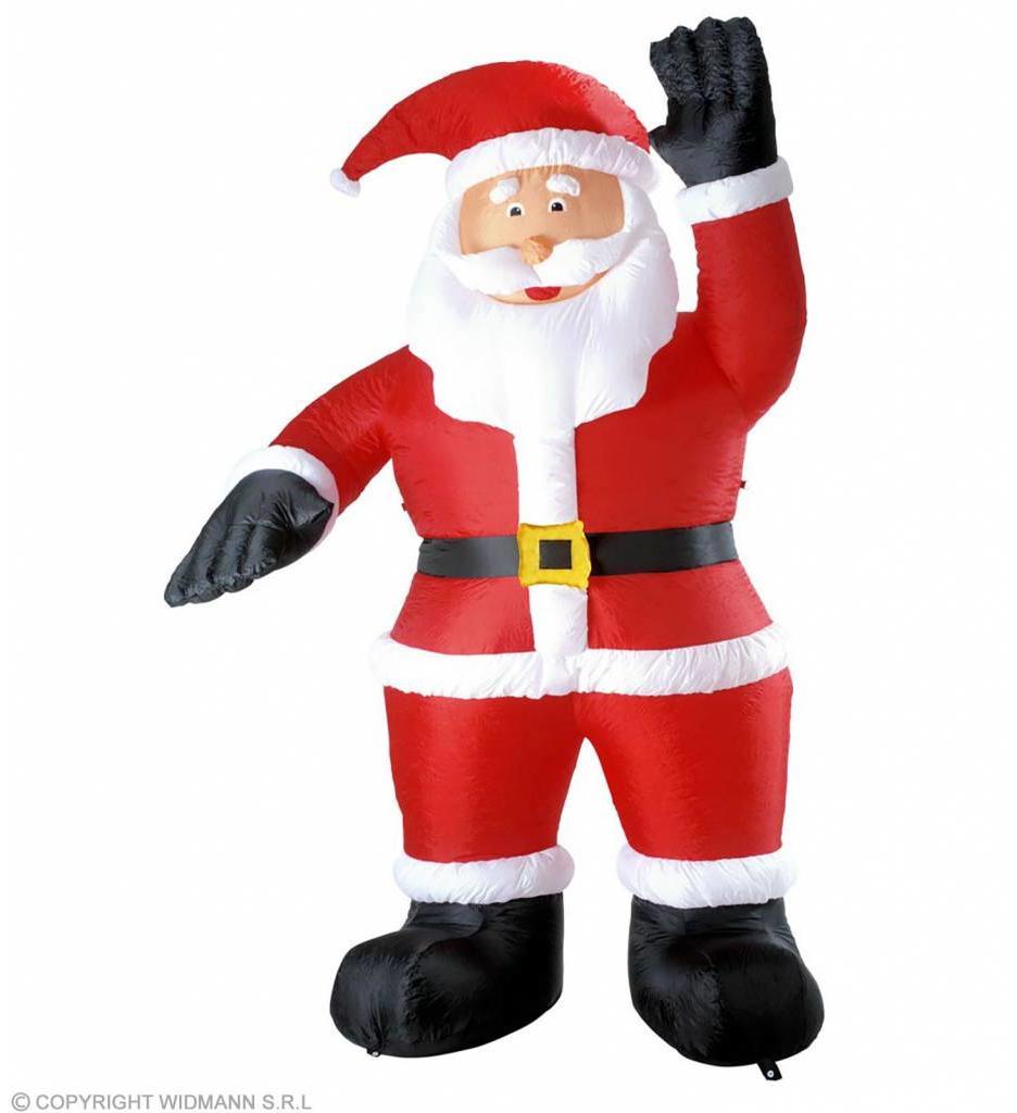 Opblaasbare Kerstman 244Cm Gebruik Binnen En Buiten