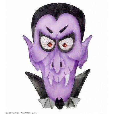 Stoffen Wanddecoatie Vampier