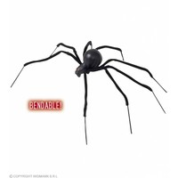 Buigbare Zwarte Spin 90Cm