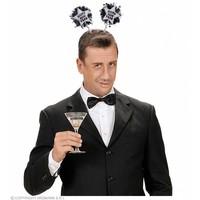 """Widmann Bopper """"Happy New Year"""" Zilver"""