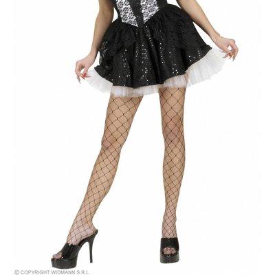Kanten Rokje Met Petticoat Zwart