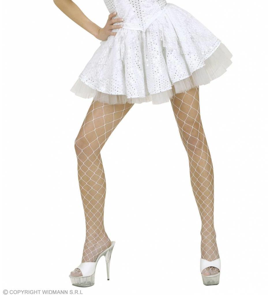 Kanten Rokje Met Petticoat Wit