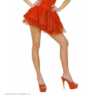 Kanten Rokje Met Petticoat Rood