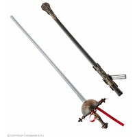 Musketierszwaard Met Schede Oudheid