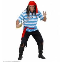 Widmann Caraibische Piraat Streep