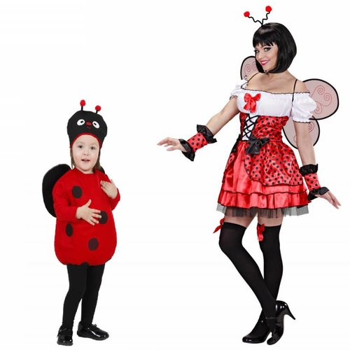 Lieveheersbeestje Kostuums