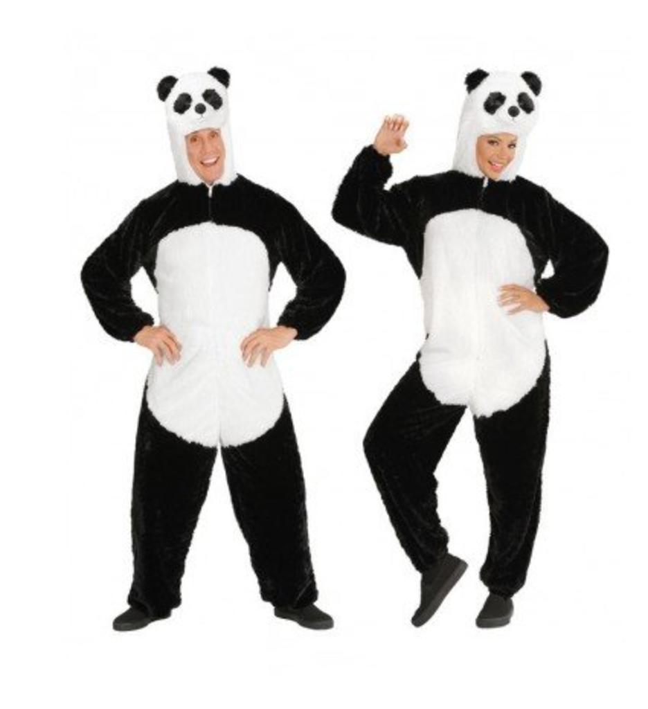 Pluche Panda Onesie