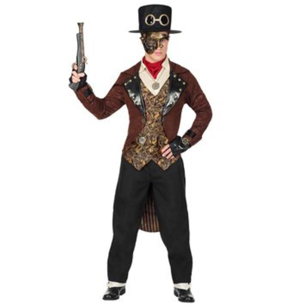 Steampunk Kostuum Heren