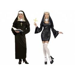 Nonnen Kostuums