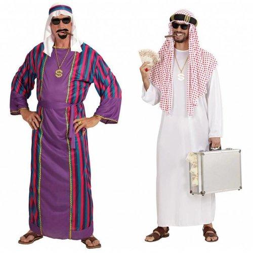 Sjeik Kostuums