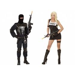 SWAT Carnaval Kostuums