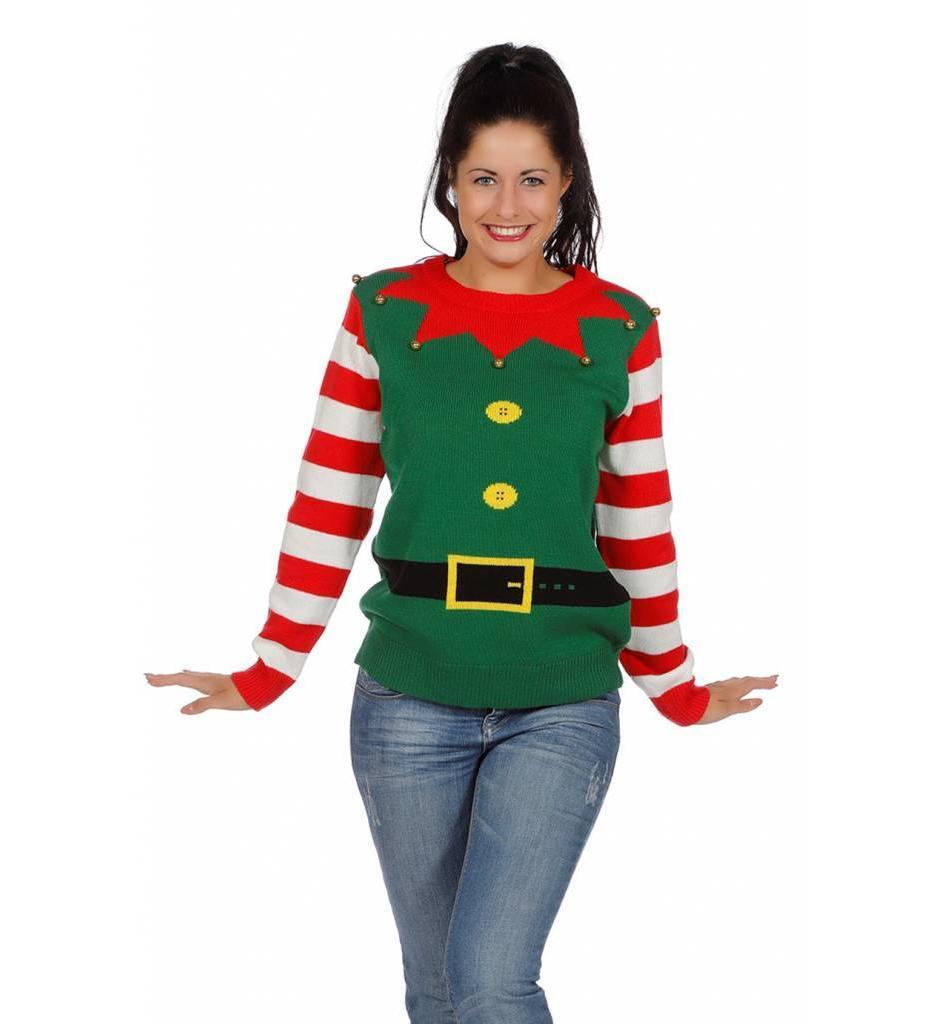 Kersttrui Kerstelf
