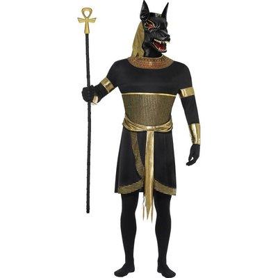 Anubis De Jackal Egyptisch Kostuum