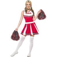 Smiffys Cheerleader Kostuum