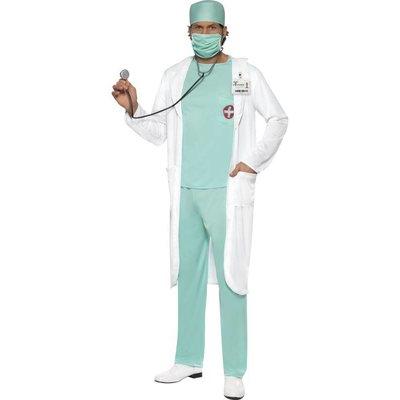 Chirurg Kostuum Met Jas