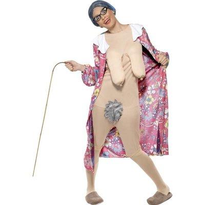 Oma Naakt Kostuum