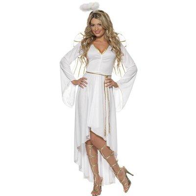 Witte Engel Kostuum