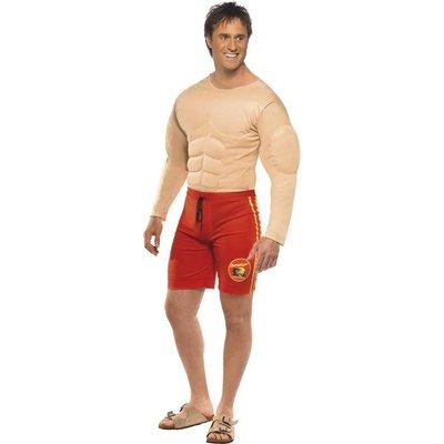 Baywatch Spierenpak Kostuum