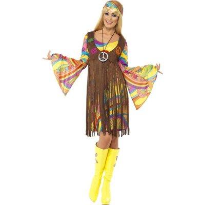 Jaren 60 Hippie Vrouw