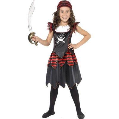 Piratenmeisje Kostuum