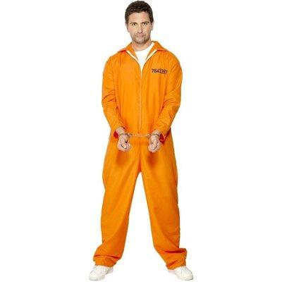Ontsnapte Gevangene Kostuum