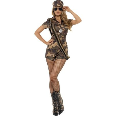 Sexy Soldate