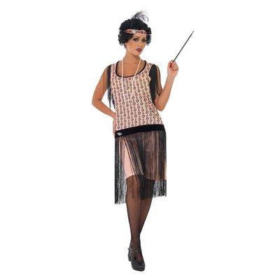 Jaren 20 Flapper Kostuum