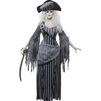 Spook Pirate Kostuum