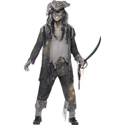 Spook Piraat Kostuum