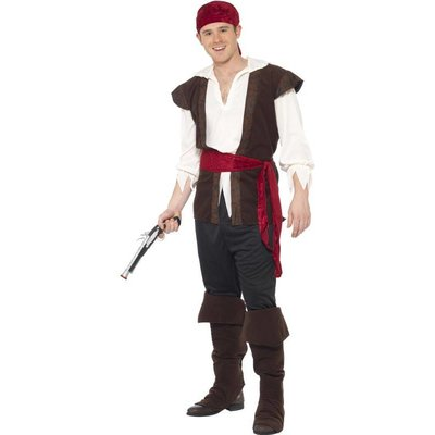 Piraten Kostuum Heren