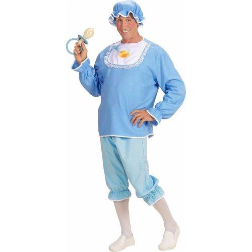 Widmann Baby Kostuum Blauw