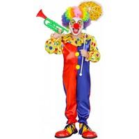 Widmann Clown Jumpsuit Kind Klein