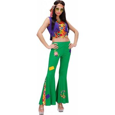Woodstock Hippie Meisje