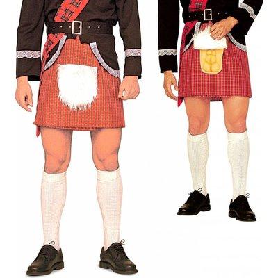 Schotse Kilt Met Surprise