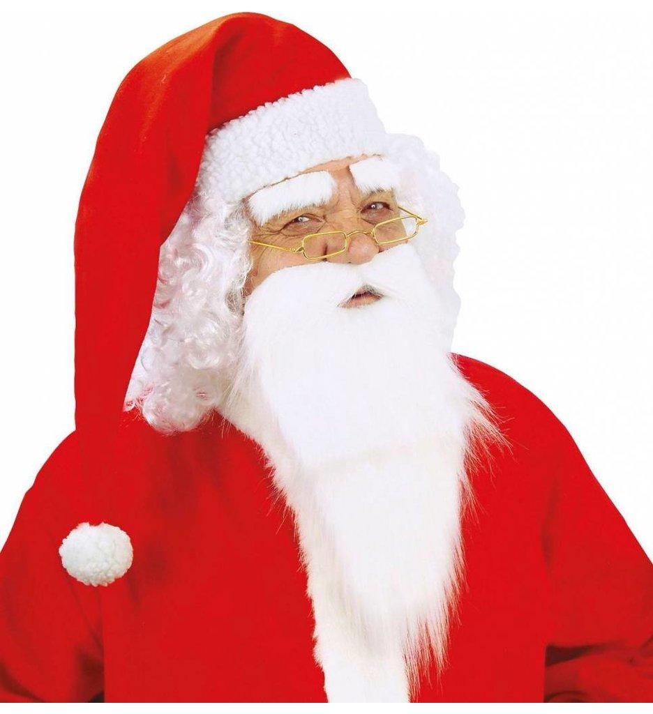 Kerstmanset Pluche