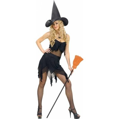 Sexy Heks Zwart