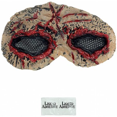 Latex Prothese Zombie Ogen