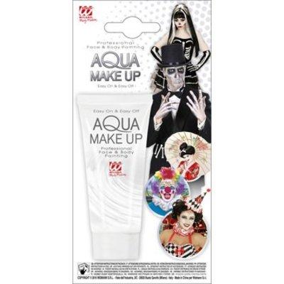 Aqua Make-Up Tube 30Ml Wit