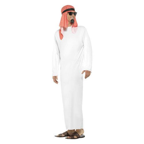Smiffys Sjeik Kostuum