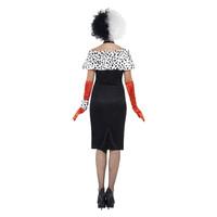 Smiffys Boosaardige Dame kostuum