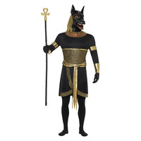 Smiffys Anubis De Jackal Egyptisch Kostuum