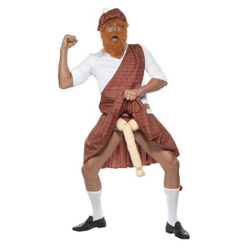Smiffys Schotse Hooglander Naakt Kostuum