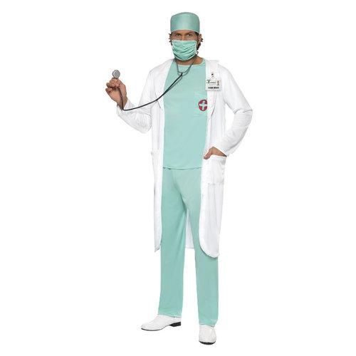 Smiffys Chirurg Kostuum