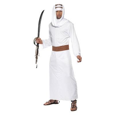 Lawrence Of Arabia Kostuum - Wit