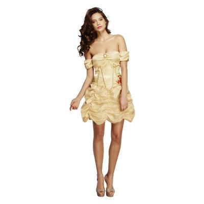 Fever Gouden Prinses Kostuum - Goud