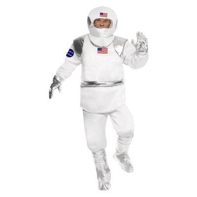 Ruimtevaarder Kostuum - Wit